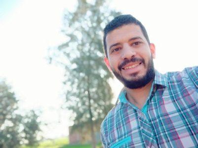 MR Ahmed Shamel  طالب اون لاين