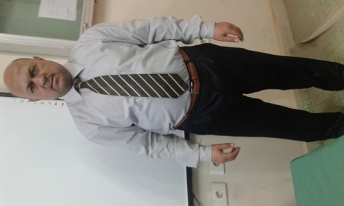 Mr.  Gamal Almenofy طالب اون لاين