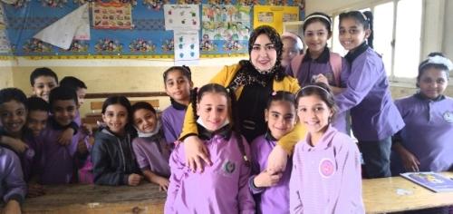 Ms/ Mona Mohamed | طالب اون لاين